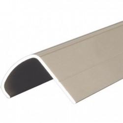 Perfil angular para plafón y banderola