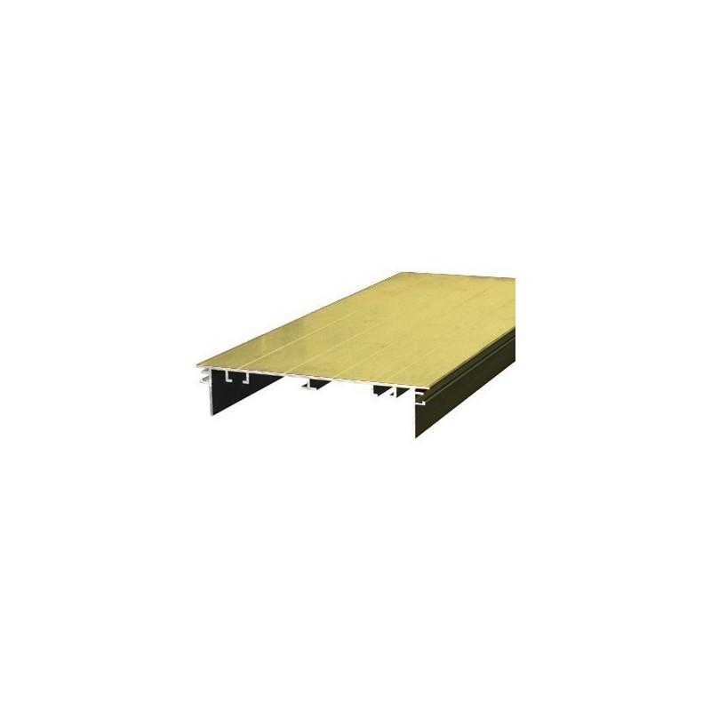 Perfil banderola barcelona barra de 6 m tienda online for Perfiles de aluminio barcelona