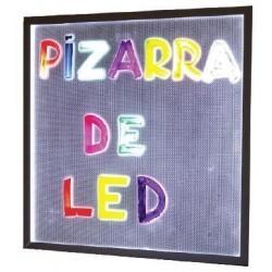 PIZARRA PARA MURAL ILUMINADAS