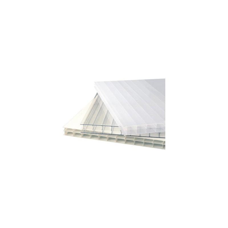 Plancha policarbonato alveolar incoloro tienda online - Planchas de policarbonato precios ...