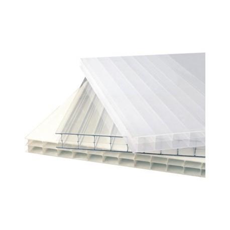 plancha policarbonato alveolar blanco tienda online