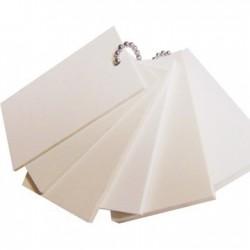 PVC espumado blanco plancha