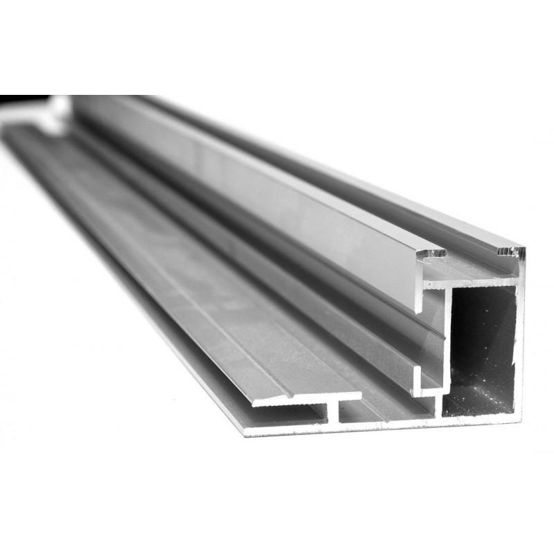 Perfiles de aluminio spirit f7 x7 3060mm barra de 3 m - Perfileria de aluminio ...