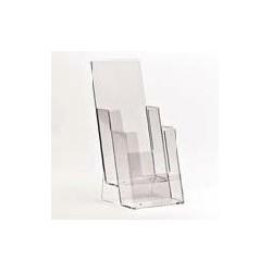 Portafolletos sobremesa DIN A-6 vertical