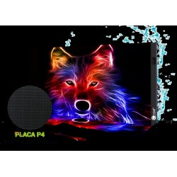 Pantalla full color P4 para exterior