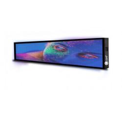 Cartel full color P5 2940mm x 540mm