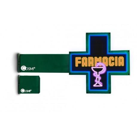 Cruz de farmacia full color P8 XXL