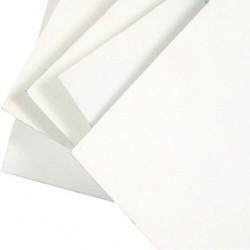 Chapa aluminio lacado blanco 1 cara 2000x1000 1 mm
