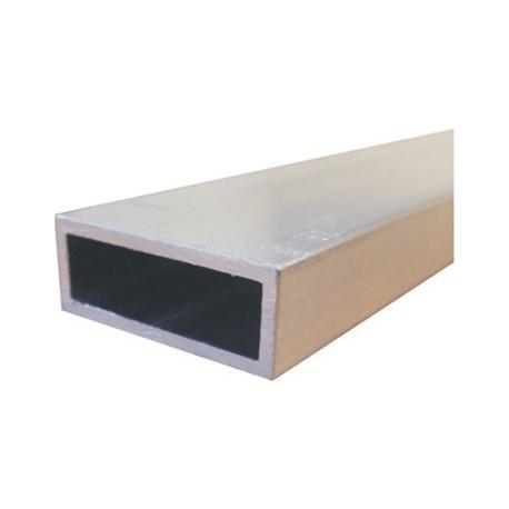 Perfil tubo estructura para barcelona mini 26x10x1 5mm x for Perfiles de aluminio barcelona