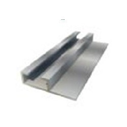 Perfil aluminio s/l spirit tensado lona/textil