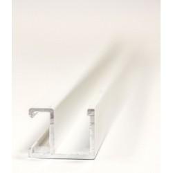 Perfil moldura aluminio tipo optico 3.ML