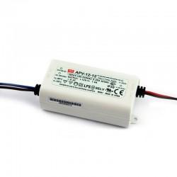 Transformadores Mean Well 12V para LED