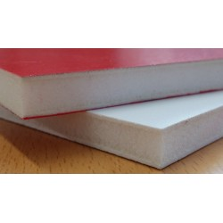 Panel ligero rigido easy print-x de poliestileno y cara pvc 2030x3050mm