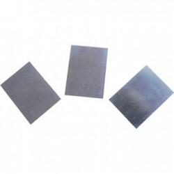 Fleje p/banner rail aluminio con fleje