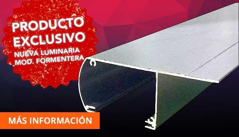 Nueva Luminaria  Mod. Formentera